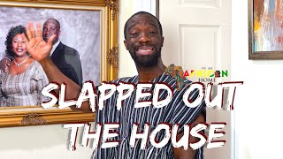 Download Clifford Owusu Comedy - In An African Home: Slapped Out The House! (Clifford Owusu)