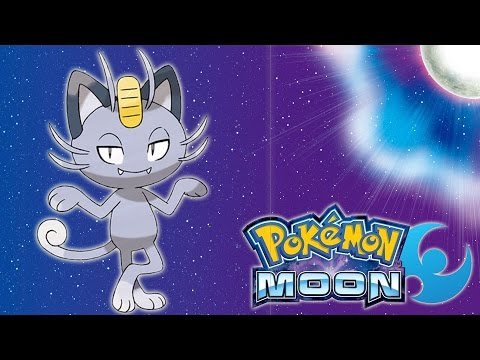 Pokemon: Moon - Ms. Stampy Cat