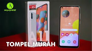 Unboxing Samsung Galaxy A11 Resmi Indonesia