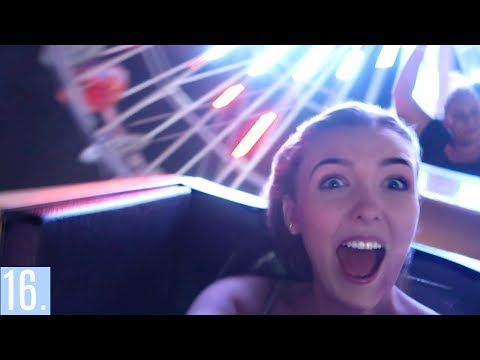 ♡ I DROPPED My Camera On A Roller Coaster ffs... ♡
