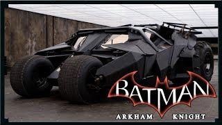 THE TUMBLER IS BACK! 🦇 Batman: Arkham Knight cinematic gameplay #2 | HD