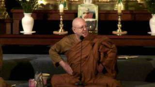 Dealing With Difficult People | Ajahn Brahm | 09-07-2010
