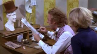 Gene Wilder Willy Wonka's famous rant - YOU LOSE!  GOOD DAY, SIR!