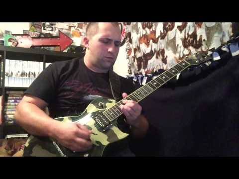 Chris Tomlin - Our God - Guitar Cover