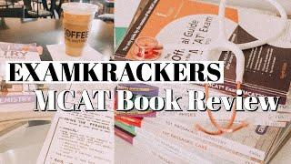 EXAMKRACKERS MCAT Prep Book Review