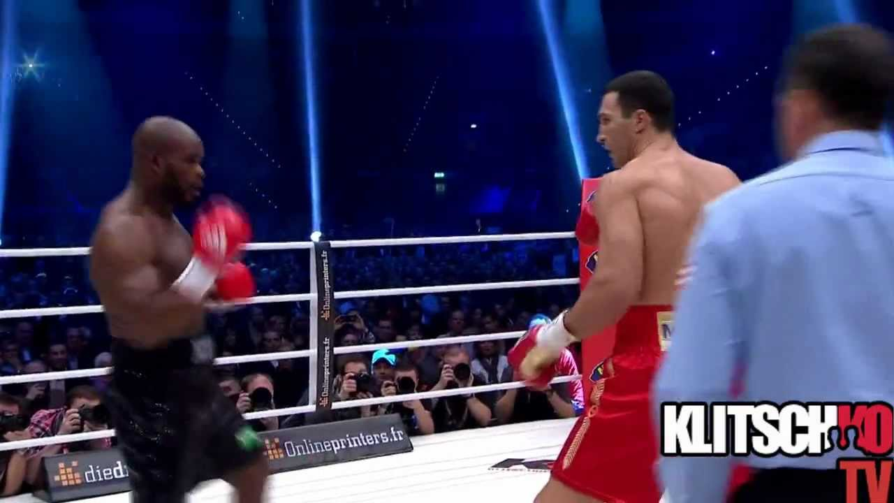 Wladimir Klitschko vs Jean-Marc Mormeck (Highlights)