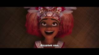 Vaiana (Moana) - Boldogsag (Where you are) dalszoveg
