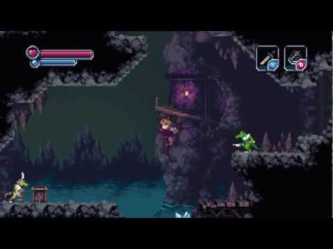 Chasm is the Metroidvania I've been waiting for