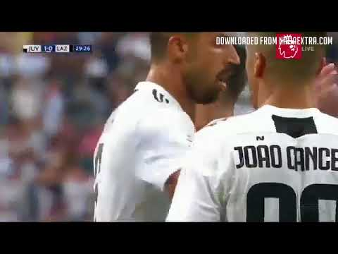 Download Juve vs Lazio 2 0 Highlights 25 08 2018 HD NaijaExtra Com Video