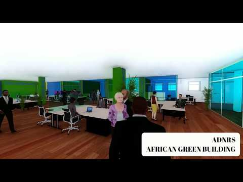 ADRNS AFRICAN GREEN BULDING (Project)
