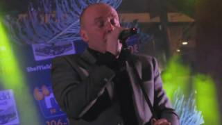Heaven 17 party fears two at the Winter gardens Sheffield 11/2/10
