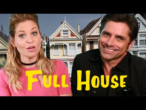 "The Cast Of ""Full House"" Answer Fan Questions"