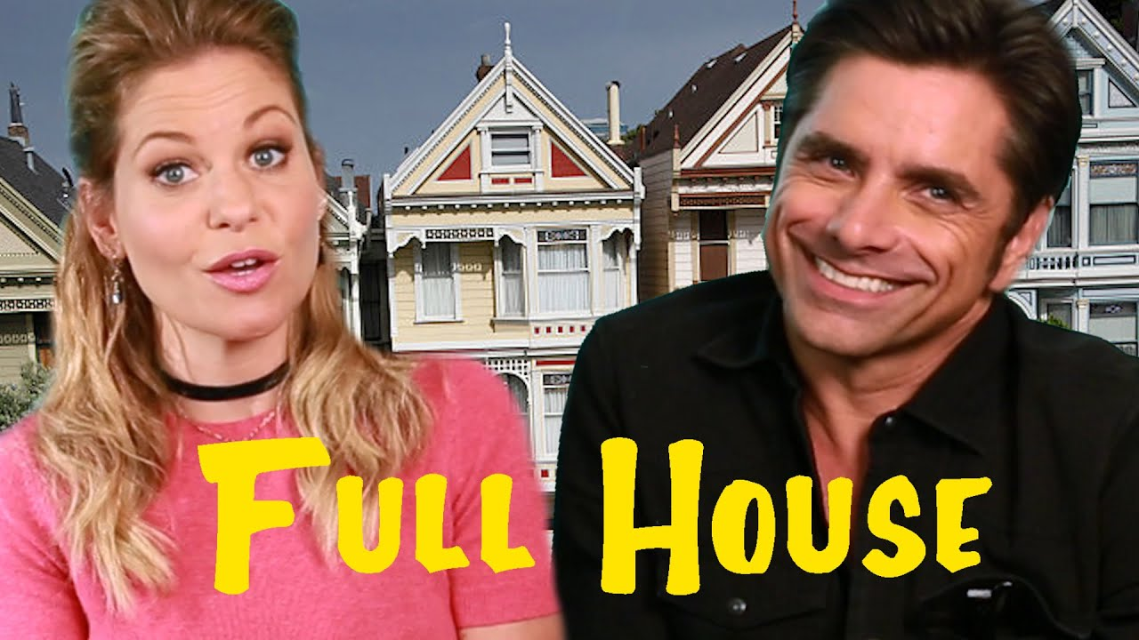 """Download The Cast Of """"Full House"""" Answer Fan Questions"""