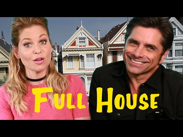 The Cast Of Full House Answer Fan Questions