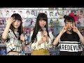 馬嘉伶 NGT48 太野彩香 山田野絵 AKB48総選挙2017アピール生放送