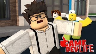Game Dev Life - ROBLOX Animation (Game Trailer) ★BLOXY 2017