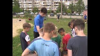 У дворовых команд Йошкар-Олы появились профессиональные тренеры