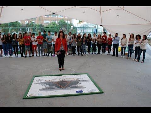 Clausura Proyecto Erasmus + Dome en el I.E.S. Francisco de Orellana Trujillo 15-06-2016