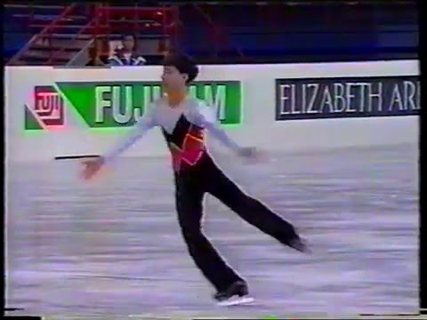 Zhengxin Guo CHN - 1996 World Junior Championship LP