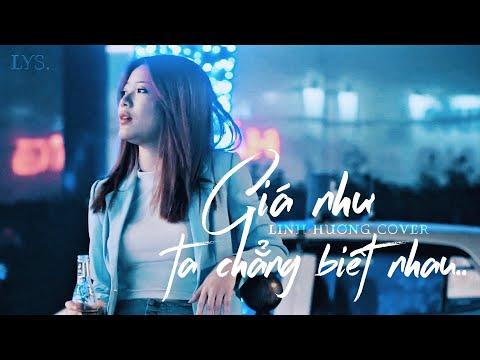 Giá Như Ta Chẳng Biết Nhau (Cover) - Vicky Nhung | Linh Hương, LYS