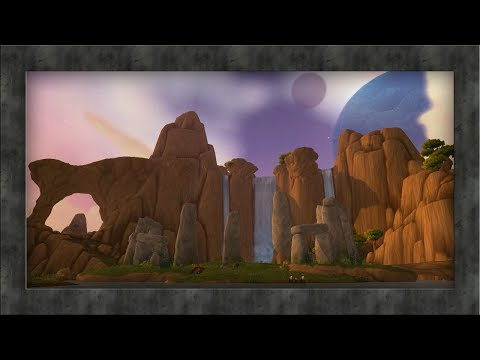 Interactive World of Warcraft: Warlords of Draenor Music: Nagrand
