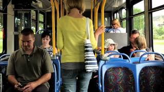 Burlington Transit - How to Ride a bus