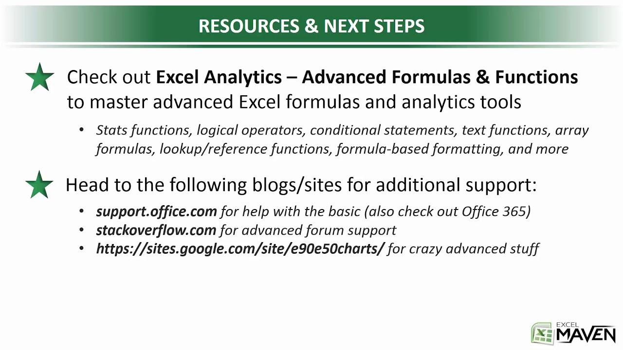 Inovas   Advanced Excel Charts & Graphs