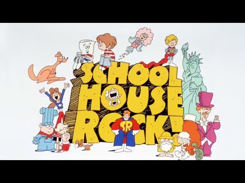 Schoolhouse Rock!  Multiplication Rock