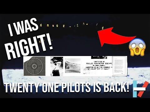 My Theory Was Right! The Hiatus Is Ending! This Is Crazy! (Twenty One Pilots)
