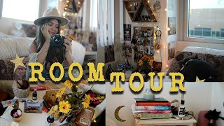 Earthy Bohemian Room Tour | Downtown Los Angeles
