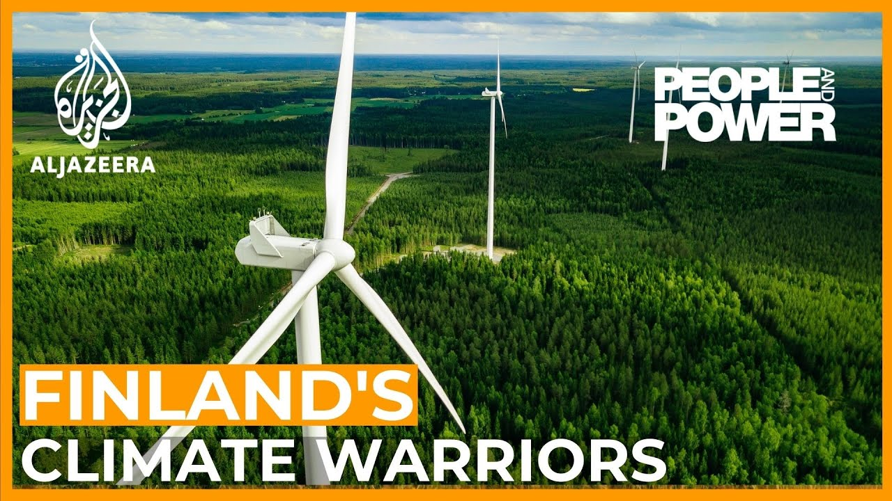 Finland's Climate Warriors | People and Power