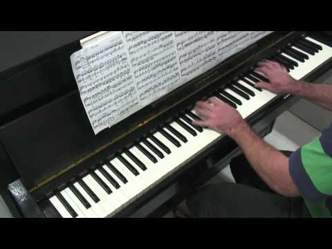 Chopin Etude Op.10 No. 4 - Tutorial - Paul Barton, piano