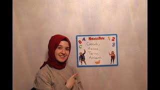 4.Sınıf - Türkçe - Gerçek , mecaz ve terim  anlamlı sözcükler (EBA) #tatildeğiluzaktaneğitim