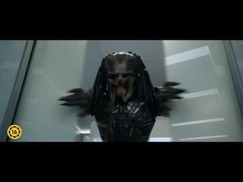 Predator - A Ragadozó (16E) - hivatalos szinkronizált előzetes #2