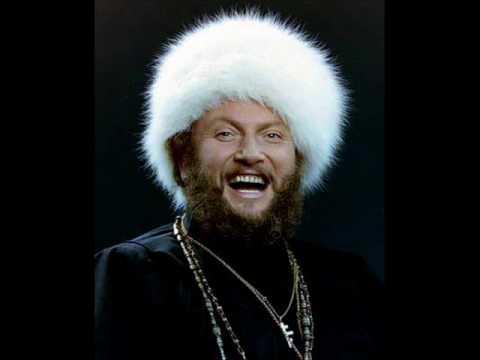 Ivan Rebroff sings Russian folk songs - 31. Lara's theme