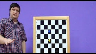 Уроки по шашкам #1