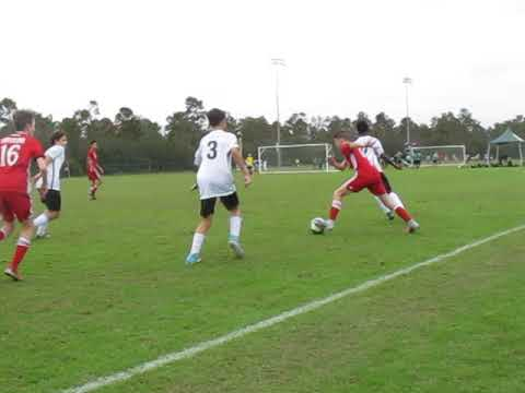 Disney Showcase Game 1 Club Ohio vs United 2nd half