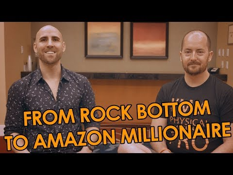 From ROCK BOTTOM To AMAZON MILLIONAIRE 💰Coached By Shark Tank's Barbara Corcoran