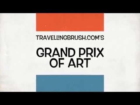 Travellingbrush com's Grand Prix of Art