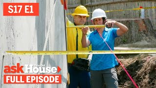 Ask This Old House | Plunge Pool, Heat Pump  (S17 E1) | FULL EPISODE