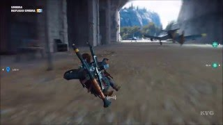 Just Cause 3 - Umbra   All Collectibles Locations - Free Roam Gameplay (PC HD) [1080p60FPS]