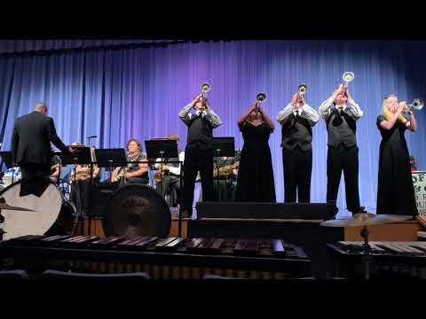 Harrisonville High School Jazz Band