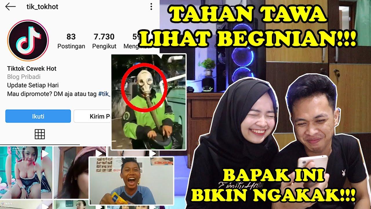 BAPAK INI BIKIN NGAKAK, HARUS TAHAN TAWA!!! || REACTION VIDEO LUCU