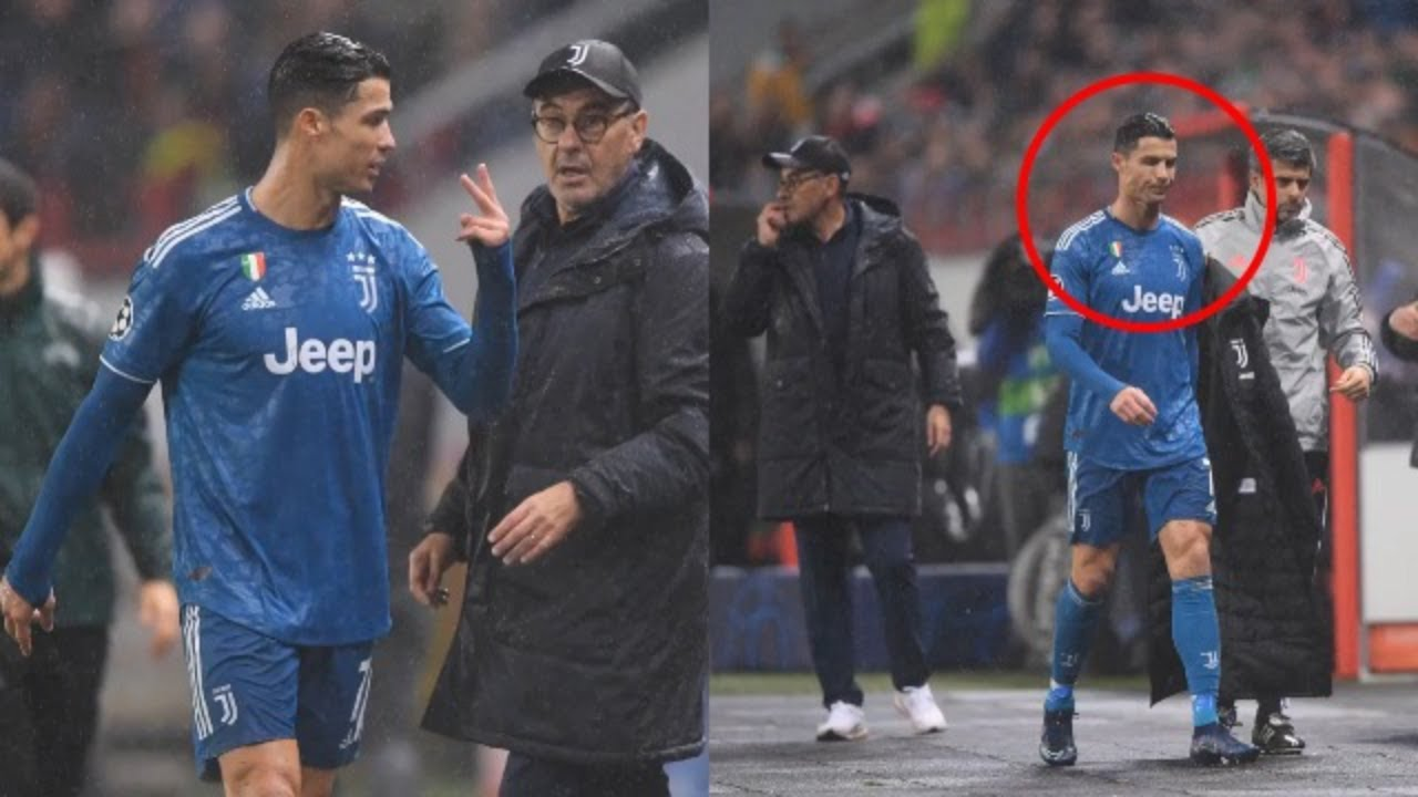 Download Football Players Angry After Substitution (2020)