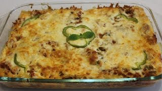 Chicken Lasagna Recipe- Lasagne With White Sauce by Cook with Madeeha