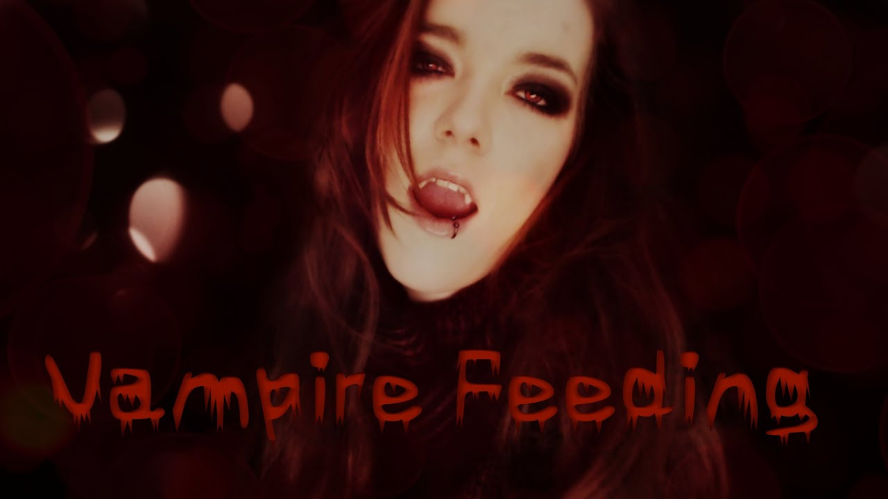 Why do vampires suck blood