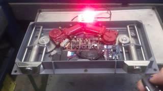 Самодельный электромеханический замок