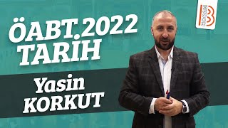 69)Yasin KORKUT - Osmanlı Devleti Kuruluş Dönemi - V / I. Bayezid (ÖABT-Tarih)2021
