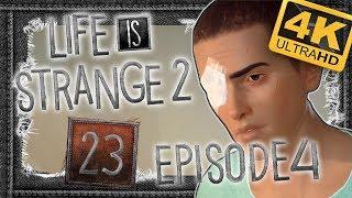 Vom KOMA direkt in den KNAST?! 🐺 LIFE IS STRANGE 2 #23