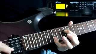 Stel Andre - Melodic Lick Lesson